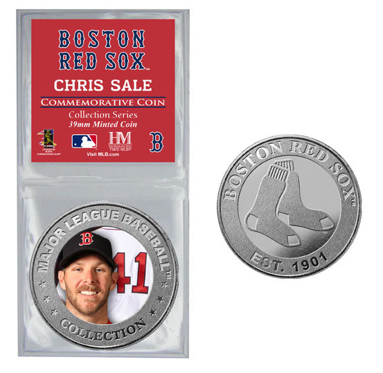Chris Sale Collector Coin (Price includes S&H)