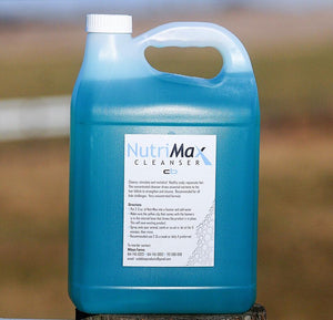 NutriMax Hide and Hair Cleanser - 1 Gallon