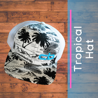 Code Blue Tropical Hat
