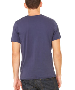 The Men's Pocket Tee - Live the Give