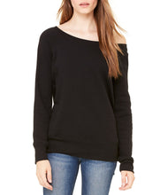 The Wide Neck Sweatshirt - Live the Give