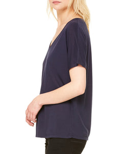 The Slouchy V Tee - Live the Give