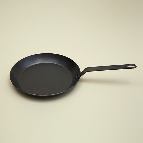 Seasoned Carbon Steel Skillet