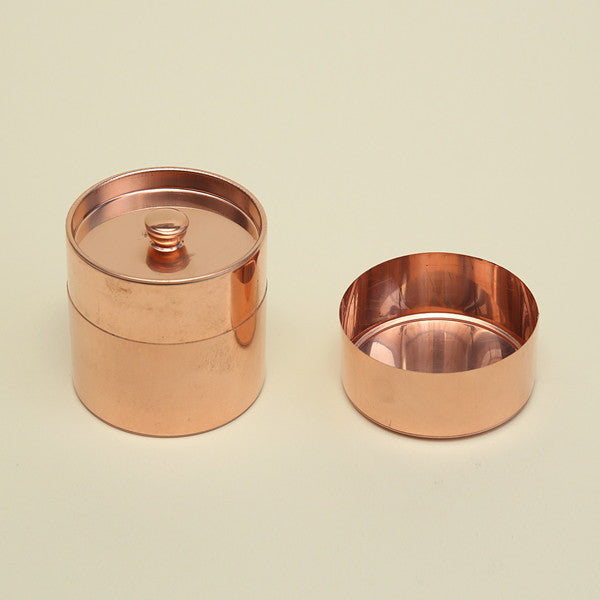 Tea Canister – Copper