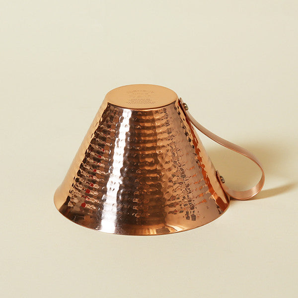 Iced Coffee Cup - Hammered