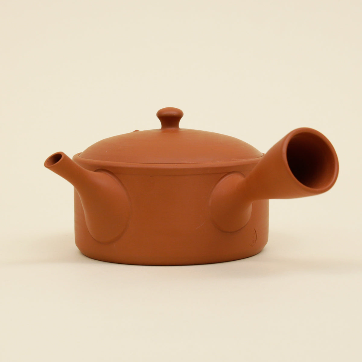 Flat Bottom Tea Pot