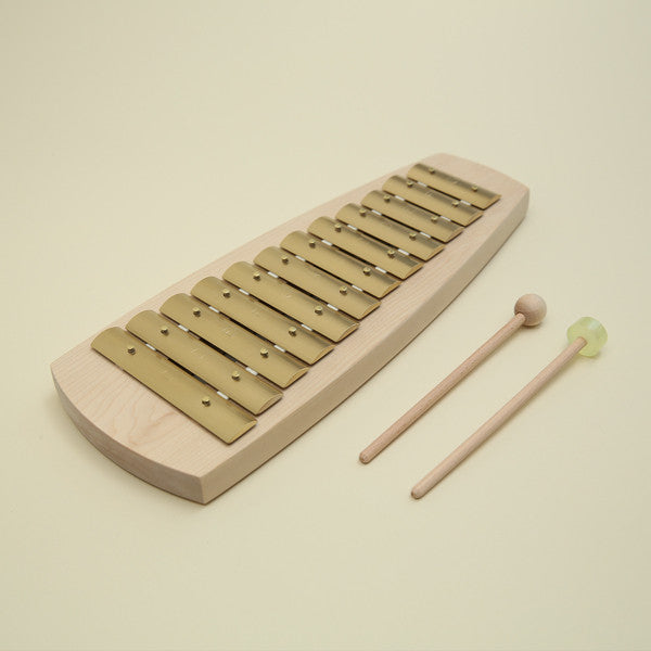 Twelve Key Glockenspiel