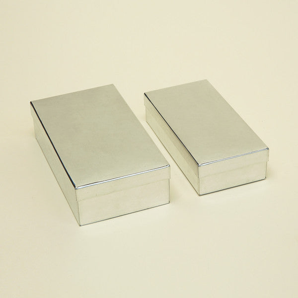 Tin Box – Aluminum
