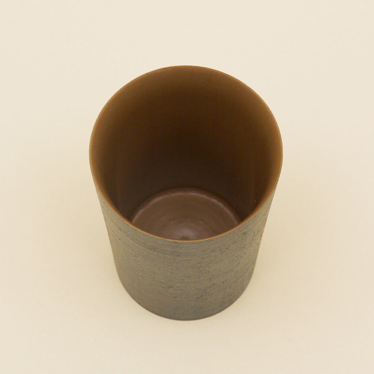 Lacquered Wood Cup