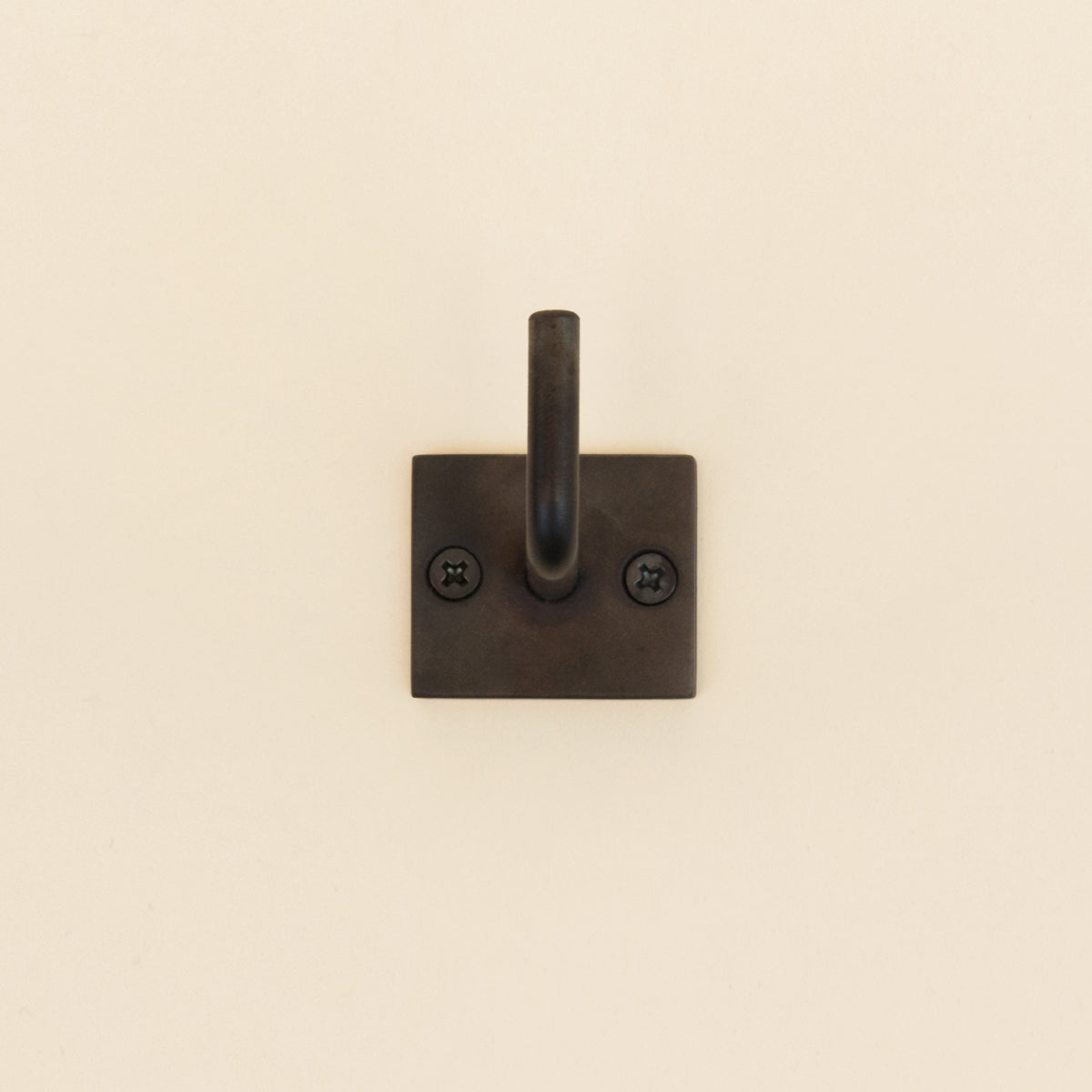 Iron Wall Hook - Square