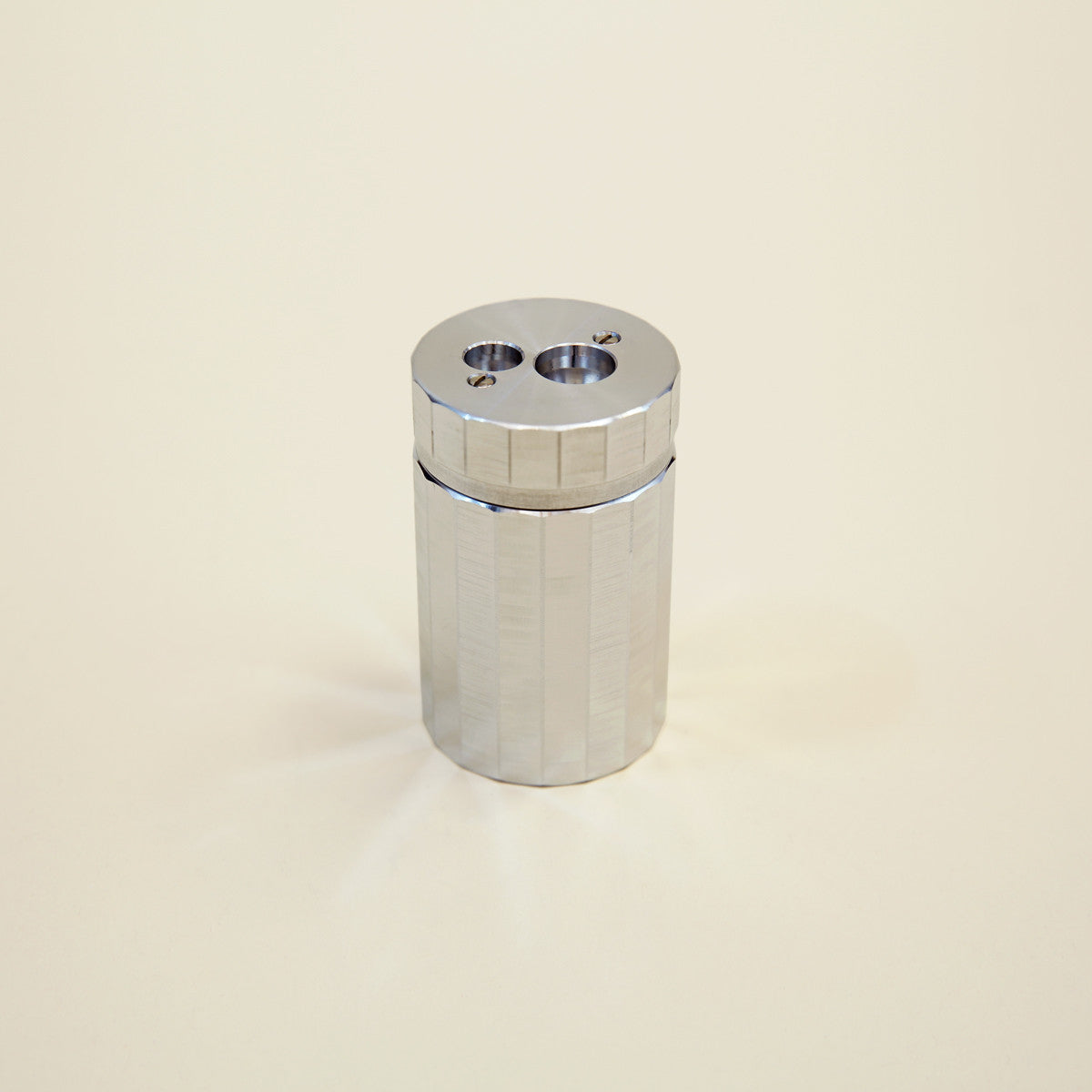 Aluminum Pencil Sharpener