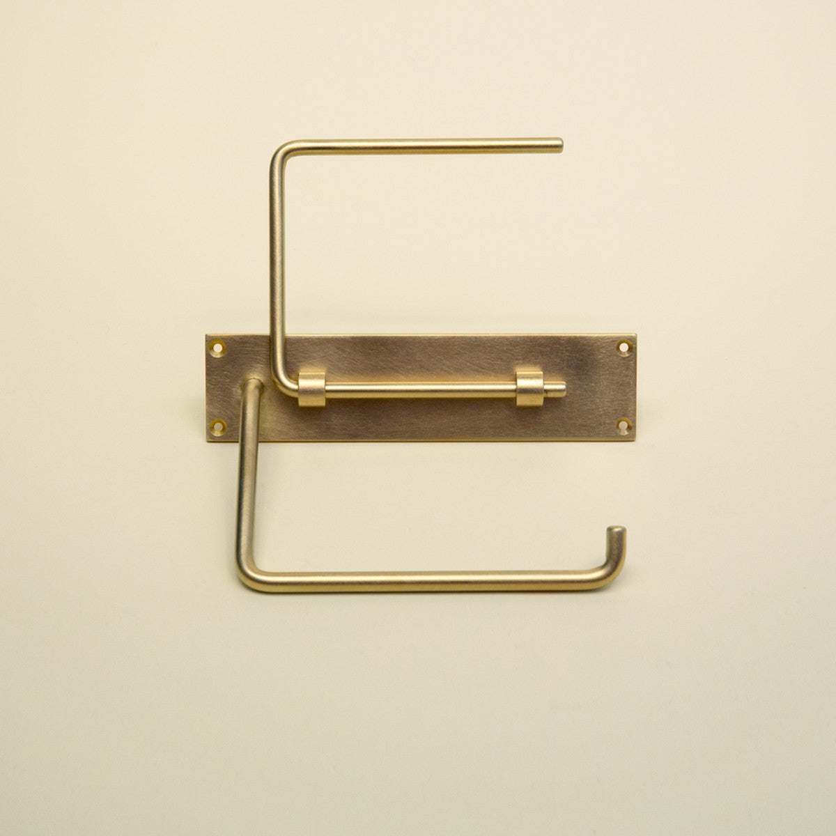 Brass Paper Holder