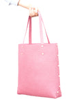 Pretty in Pink Asmbly Shopper Tote