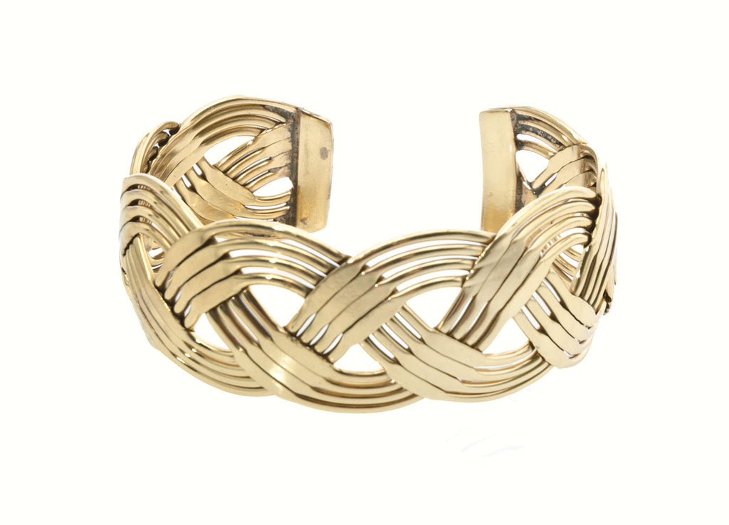 Charles Albert Braided Cuff