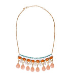 Brilliance Necklace Blush