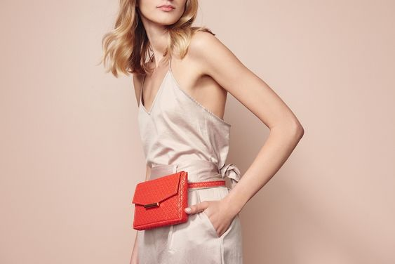 HFS Convertible Belt Bag - Rojo