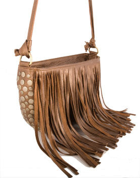 Hammitt Los Angeles Abbott Kinney Crossbody Hand Bag in Bronze Goddess