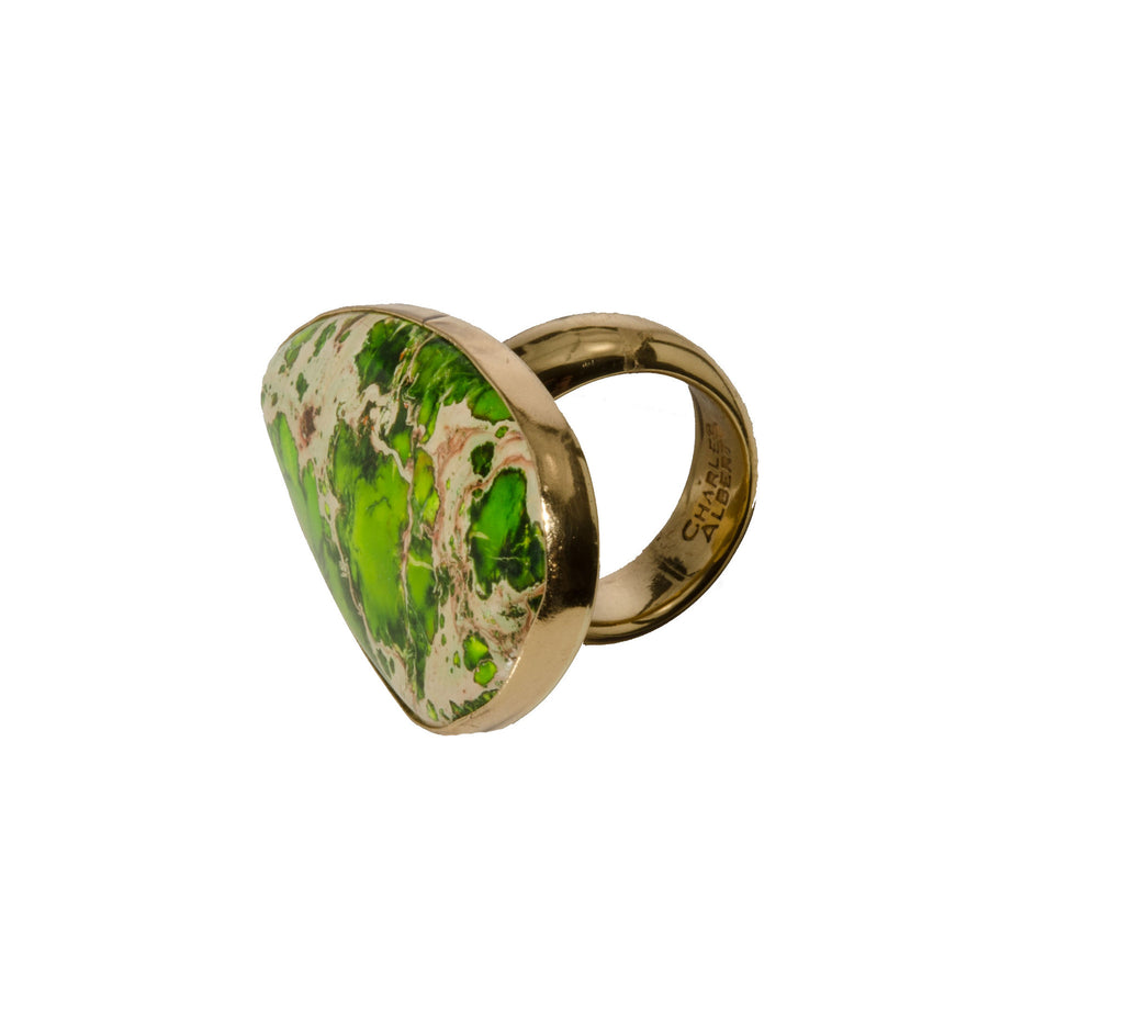 Charles Albert Jewelry Alchemia Jasper Ring
