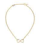 Purpose Jewelry Infinity Necklace