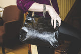 Lancaster Paris Ines Shoulder bag: Black