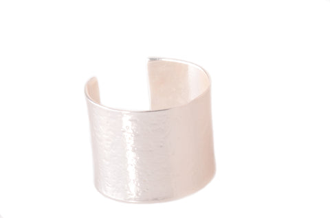 Karine Sultan Asymmetrical Double Cut-Out Cuff - Gold