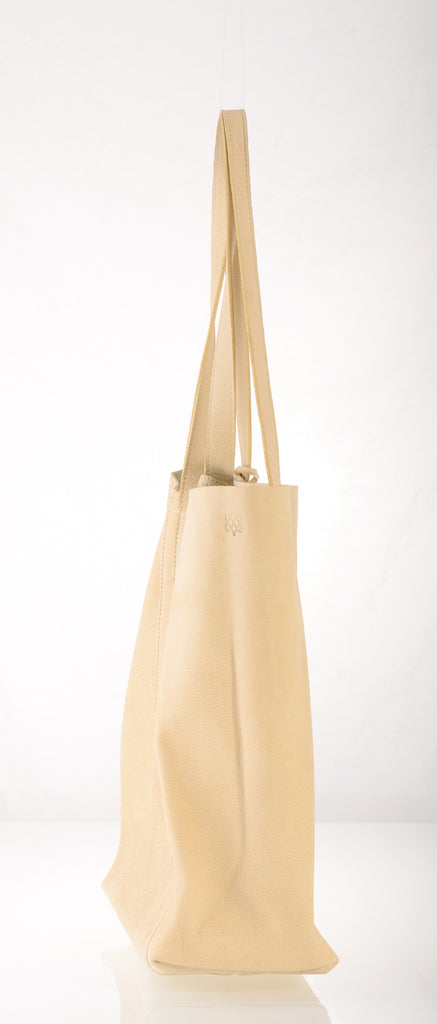 Gorgeous Kyla Joy Cream Rustic Cream Go-To Tote