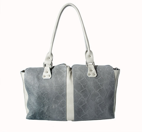 Day & Mood Daffodil Tote in Blue
