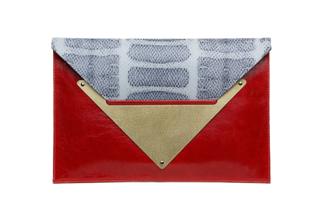 Dareen Hakim Le Parisien Clutch