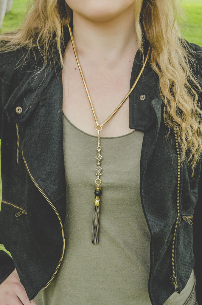 Biko Jewelry Freya Necklace