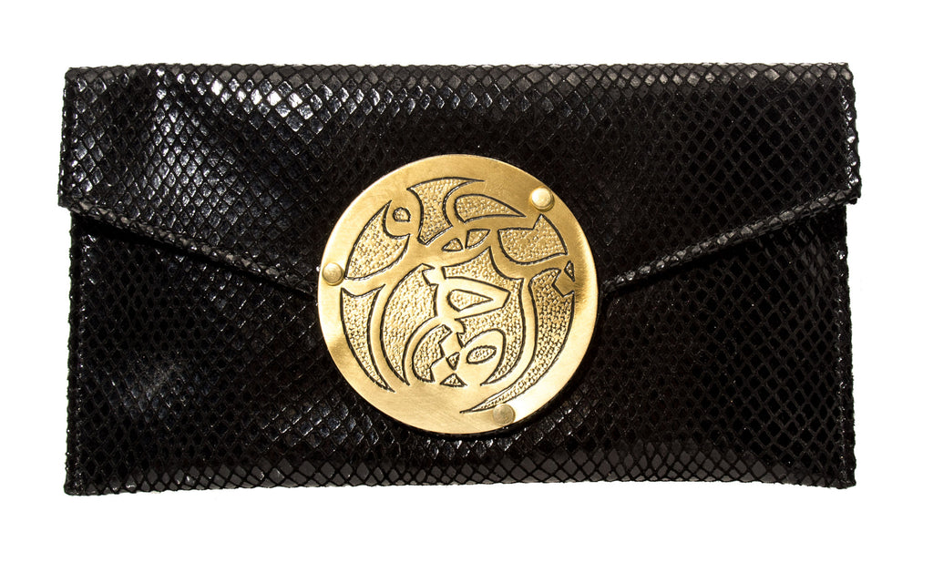 Dareen Hakim Le Petit Icon Clutch
