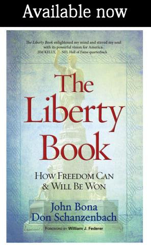 The Liberty Book (paperback) - The Story of Liberty Press
