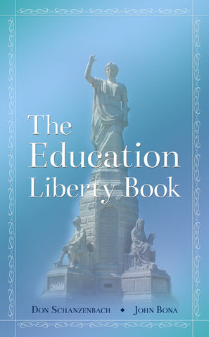 The Education Liberty Book- (paperback)