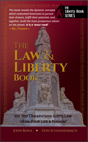 The Law and Liberty Book (paperback) - The Story of Liberty Press
