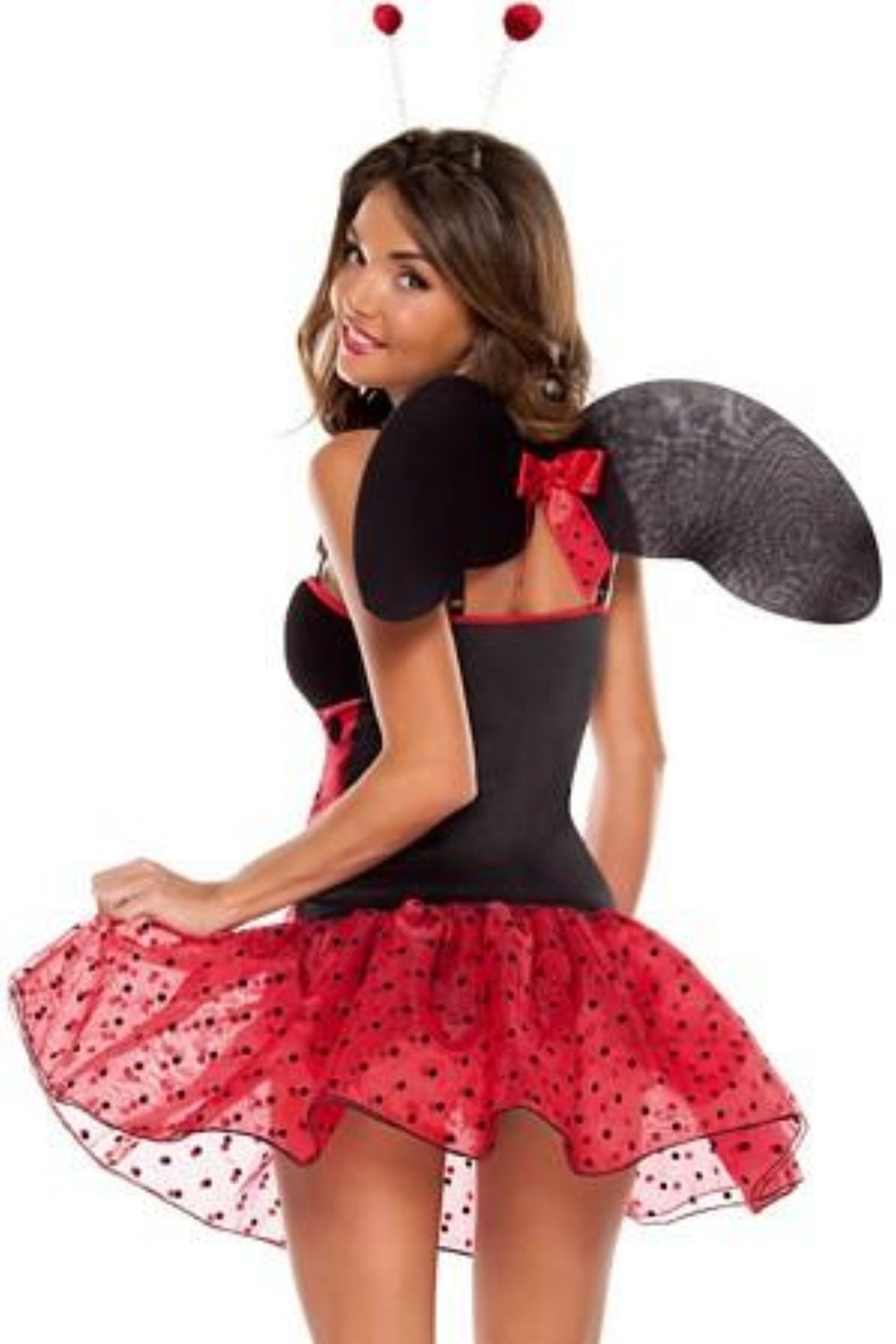 Lady Bug Costume (M6118)