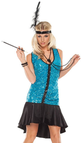 Swingin' Flapper Costume (M6123)