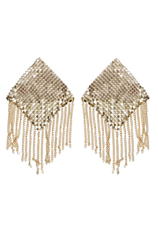 Chainmail Fringe Pasties (7252)