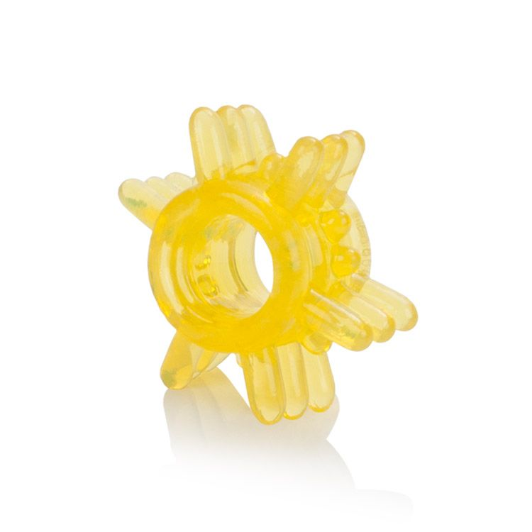 Stretchy Cock Rings (6 Pack)