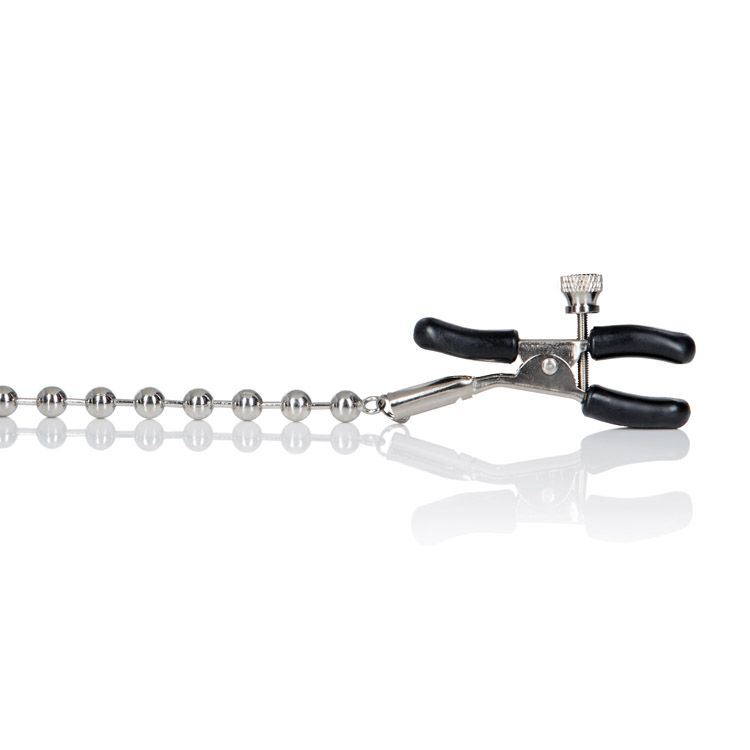 Beaded Nipple Clamps
