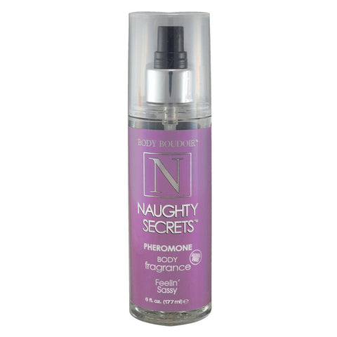 Naughty Secrets Pheromone Spray
