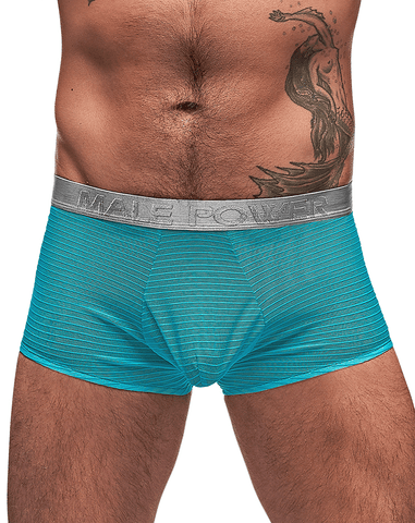 Mesh Ribbed Mini Short (MP14525)
