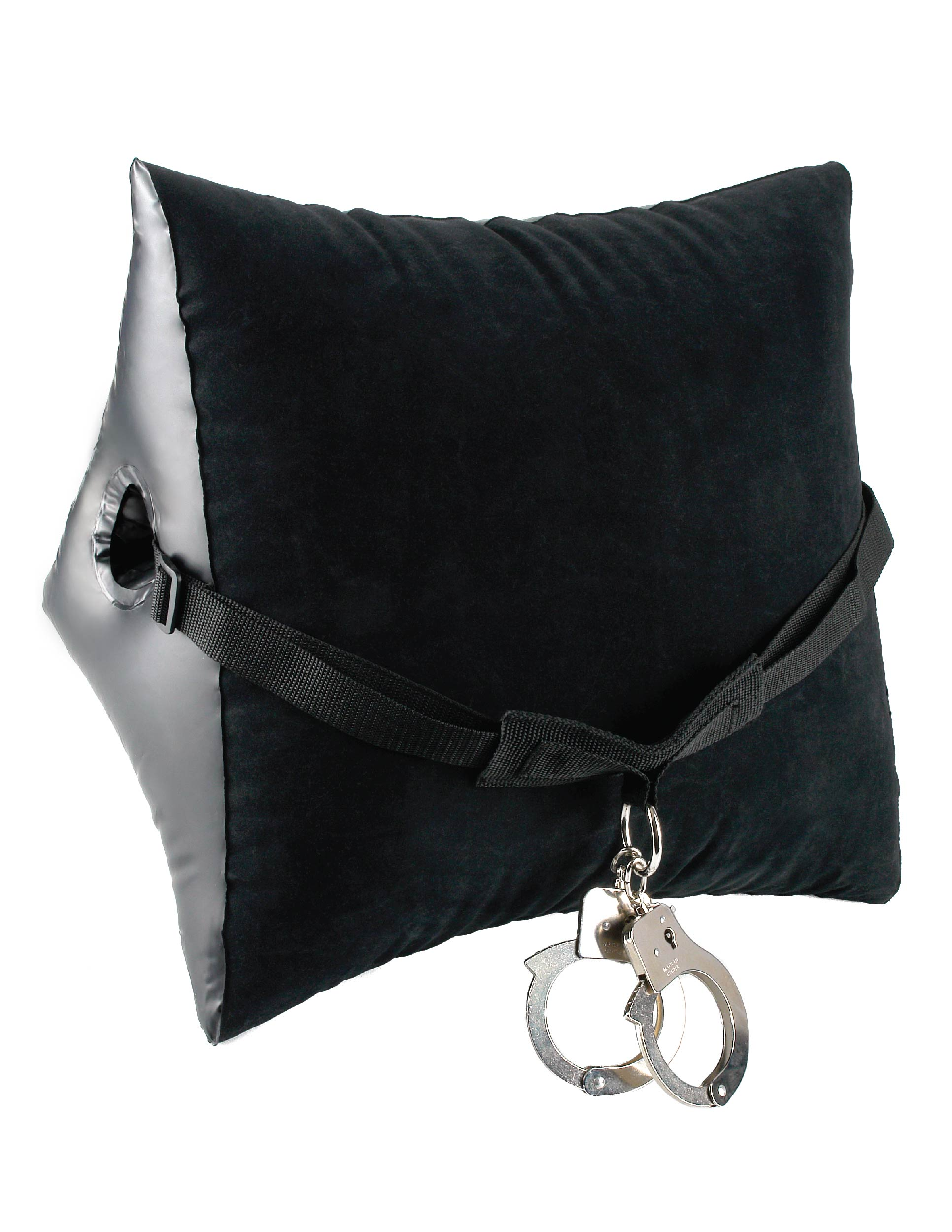 Deluxe Position Pillow & Cuffs