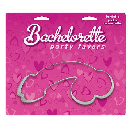 Bendable Pecker Cookie Cutter