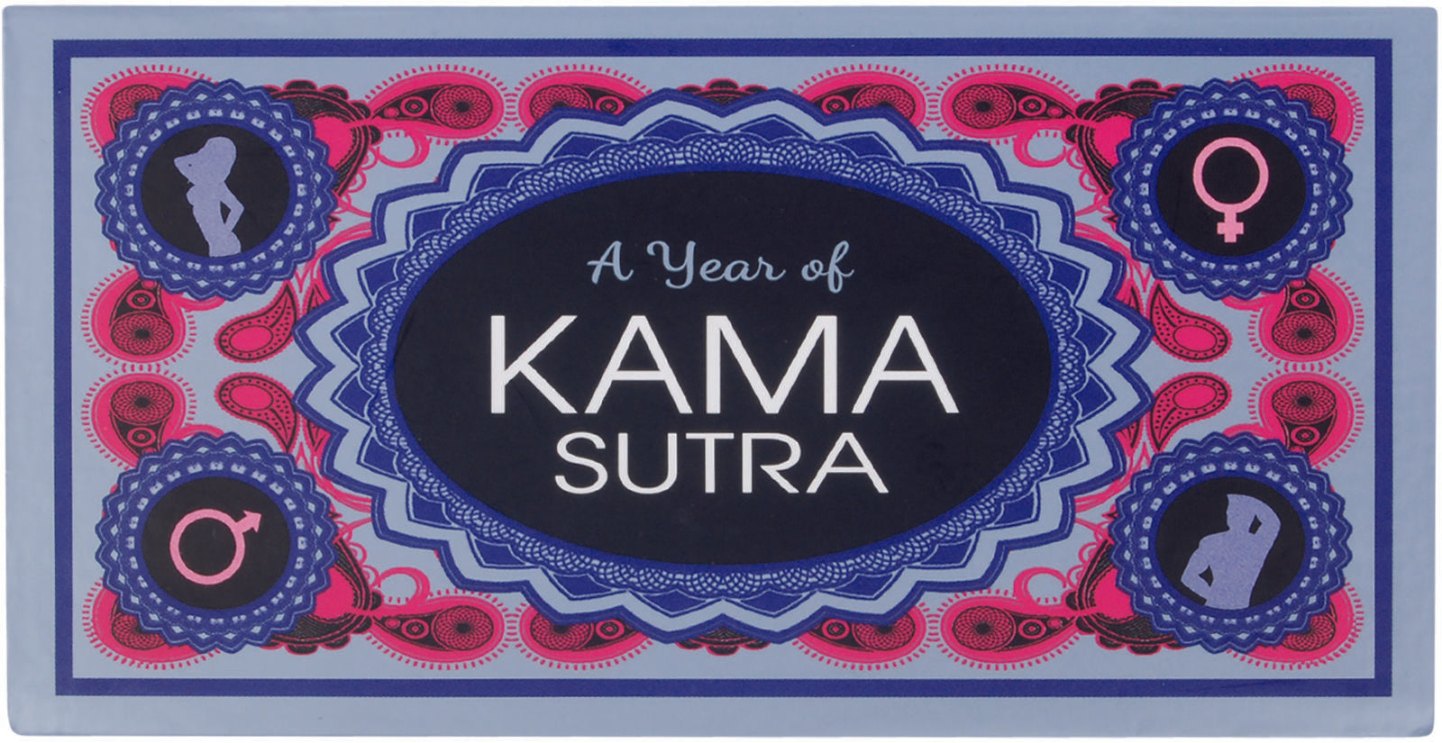 A Year of Kama Sutra Checkbook