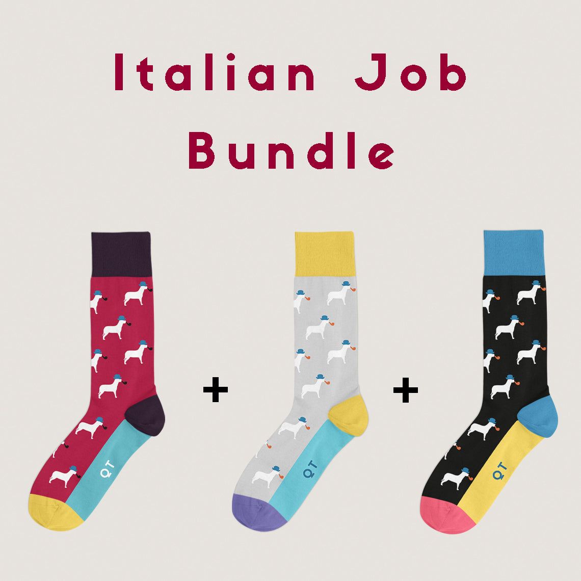 The Italian Job (Men) Bundle