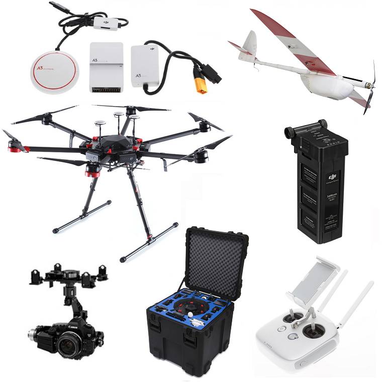 Pro Drone Custom Package