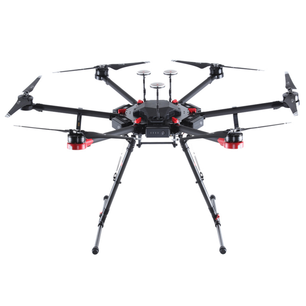 DJI Matrice 600 Pro (Camera and gimbal not included)
