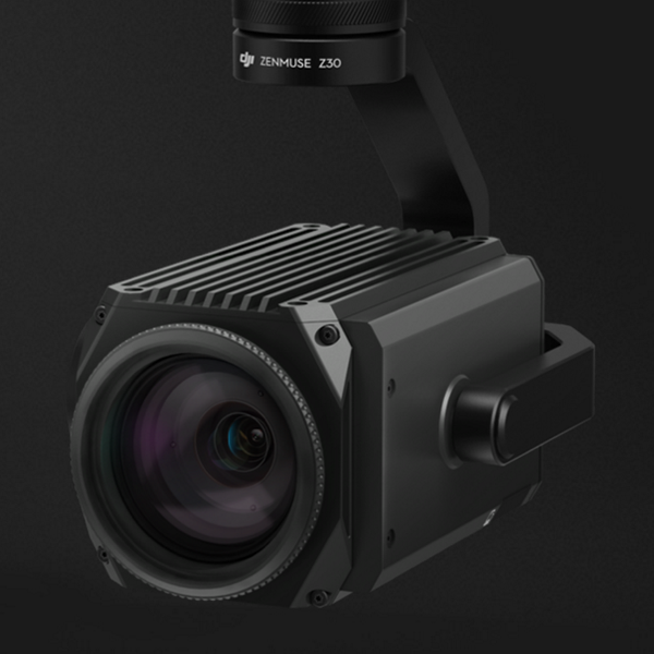 DJI Zenmuse Z30 - 30x Optical Zoom Camera and Gimbal