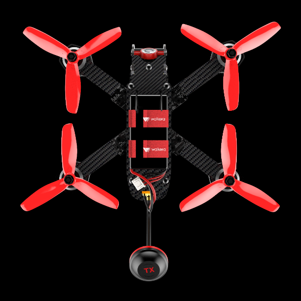 Walkera Furious 215 BNF Racing Drone
