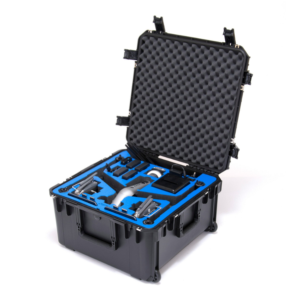 GoProfessional DJI Inspire 2 Travel Mode Case