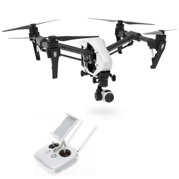 DJI Inspire 1 V2.0 with Zenmuse X3 4K Camera